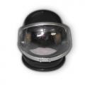 Capacete Astronauta preto - Captain Cosmos /Cotswold
