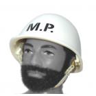 Capacete branco US MP - Cotswold