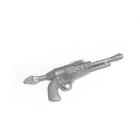 Pistola Laser - Captain Cosmos