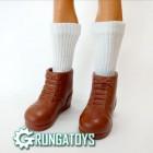 Bota Safari + meias - Grungatoys